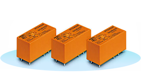 TEST energy efficient latching relays